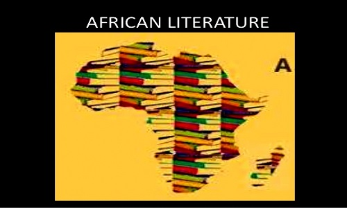 Image result for african literature